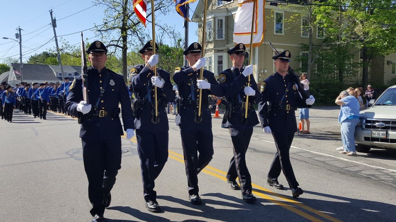 2019 Honor Guard