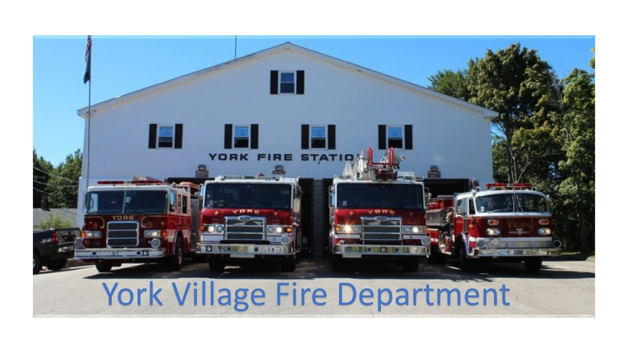 York Village Fire Department